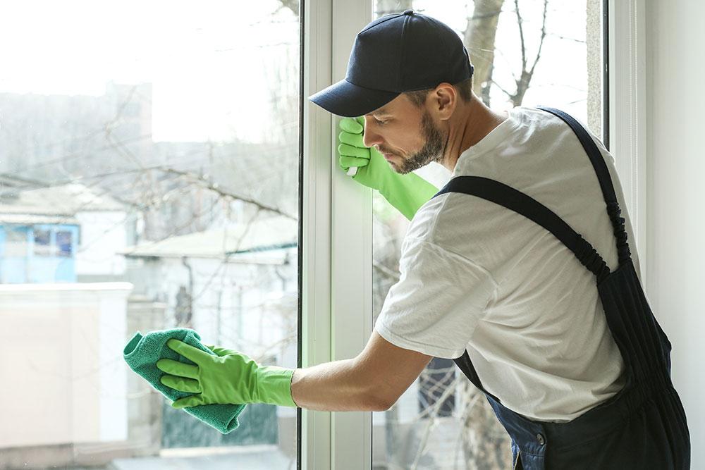 Professionelle Fensterreinigung - Gebäudeservice Frese, Eichenstr. 14, 59071 Hamm
