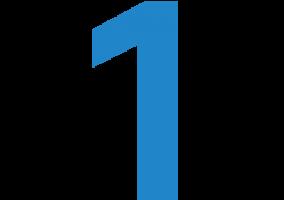 Icon Zahl Eins - Gebäudeservice Frese, Eichenstr. 14, 59071 Hamm