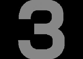 Icon Zahl Drei - Gebäudeservice Frese, Eichenstr. 14, 59071 Hamm